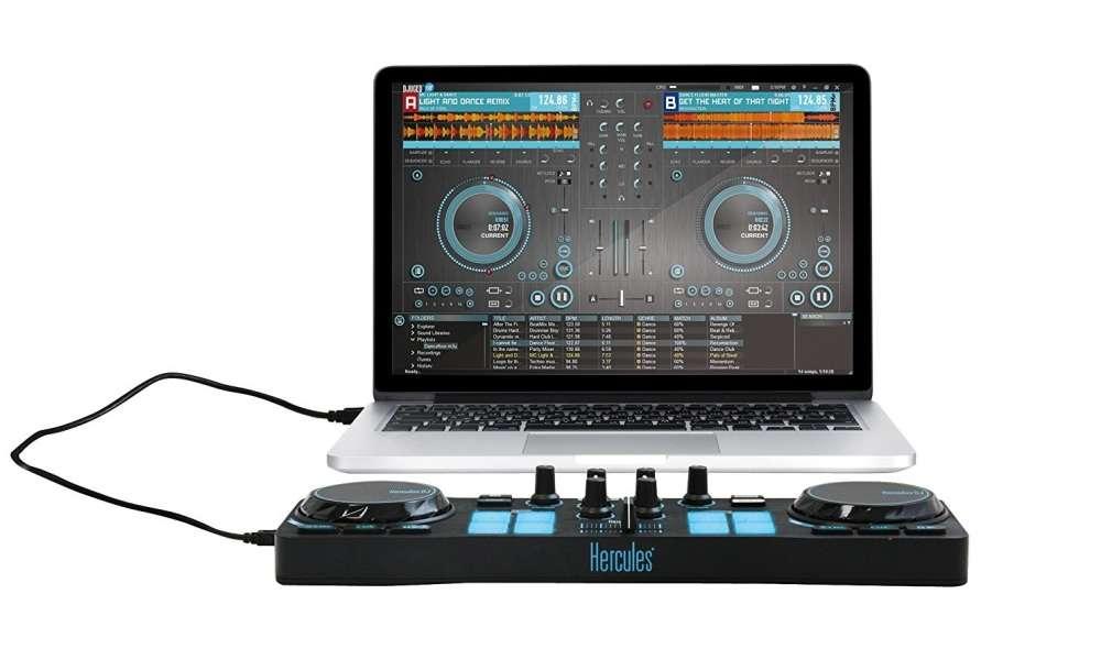 Hercules DJ Controller Compact Review