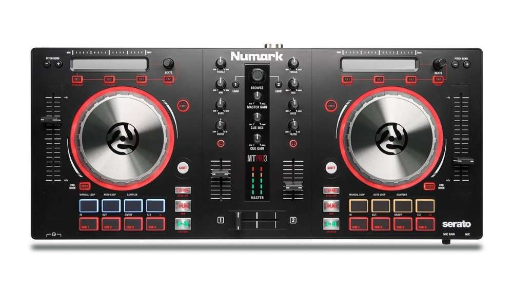 Numark Mixtrack Pro 3 Review